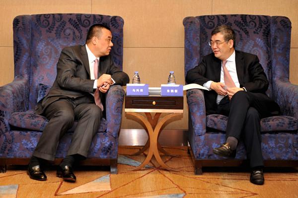 四川省副省长和中医药龙头聚首,都谈了些啥?