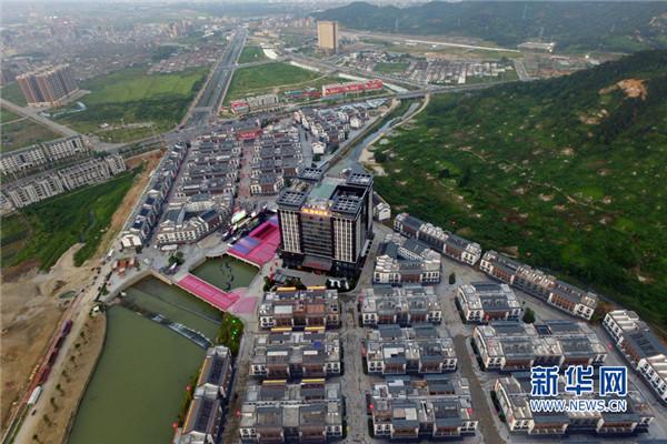 二十年情牵天下 新药城意济苍生——中国•普宁康美中药城搬迁开业仪式举行