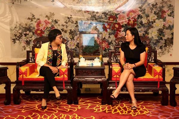 五年圆梦三千学子 揭阳市副市长姚丽璇赴深点赞康美药业大爱善举