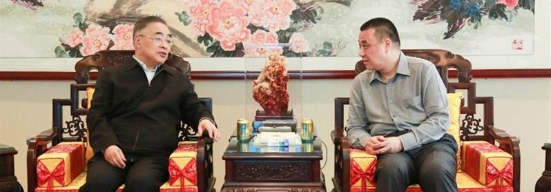 """中国中医科学院院长张伯礼到访康美药业  康美""""智慧+""""大健康产业平台大有可为"""