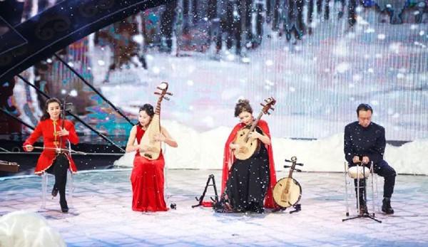 《国乐大典》获点赞 有力增强传统文化的传播力与影响力