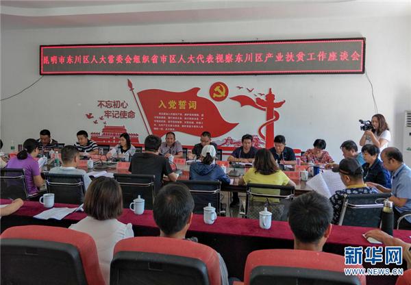 云南省人大代表组队调研康美药业种植基地 为产业扶贫工作点赞