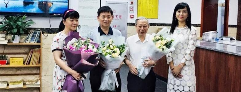 康美中医馆万博馆卢传坚名医工作室成立