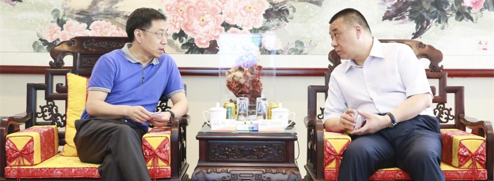 珠海横琴新区党委副书记杨川率队到访康美药业