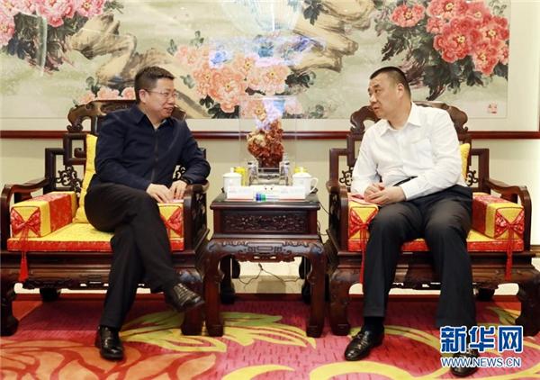 湖北通城县携手康美药业推进大健康产业升级