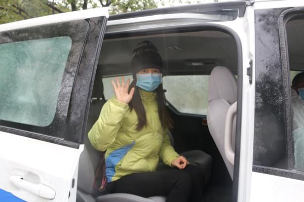 康美通城人民医院今日又2名确诊患者治愈出院