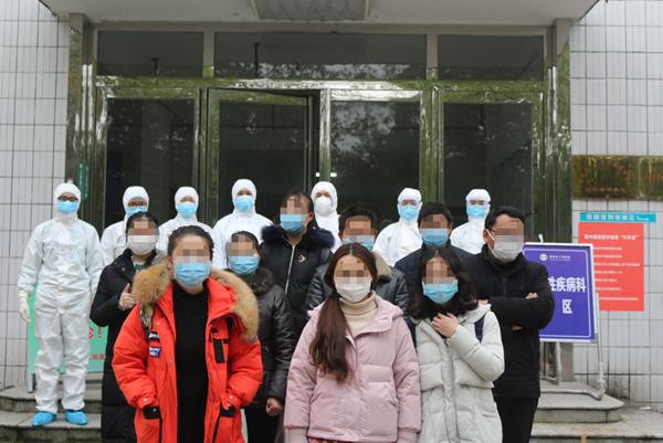 康美通城人民医院累计治愈出院达到46例!