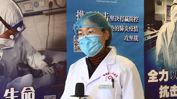 """康美通城人民医院""""零感染"""" 他们是这样战""""疫""""的"""